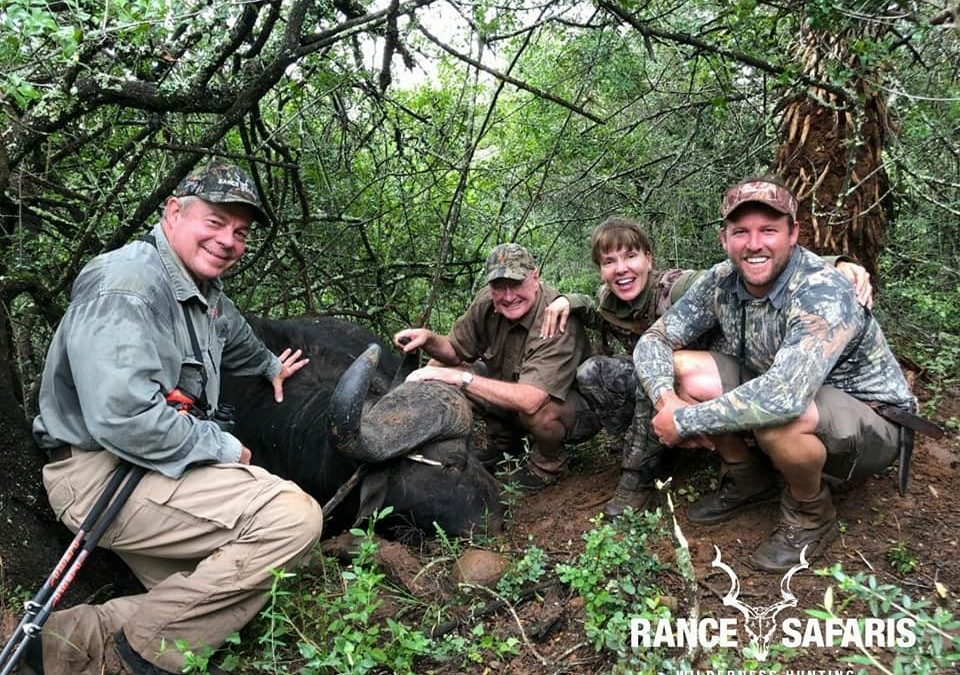 RANCE SAFARIS,EASTERN CAPE, BRIAN AND DENISE WELKER SAFARI EP7