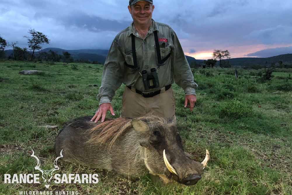 RANCE SAFARIS,EASTERN CAPE, BRIAN AND DENISE WELKER SAFARI EP6