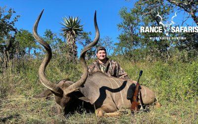 Chris's Kudu Hunt 2020