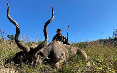 Dean's Kudu Hunt 2020