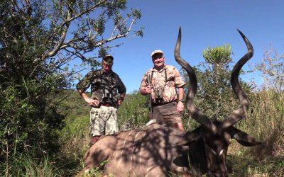 Eddie's Kudu hunt 2020