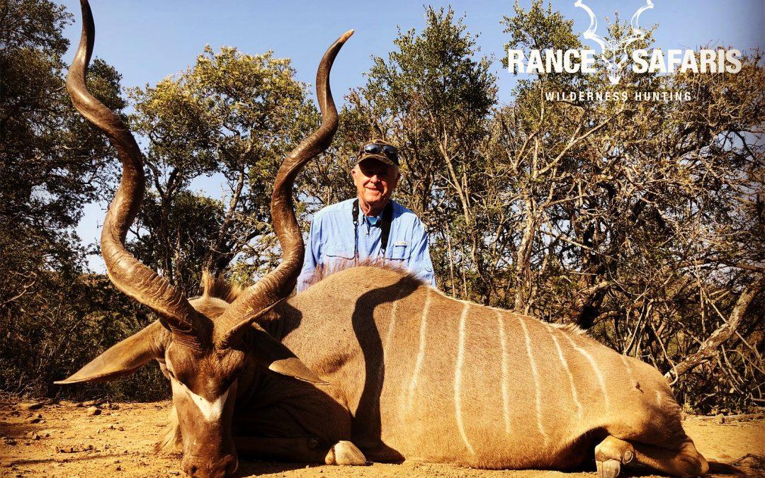 Ray's kudu hunt 2019