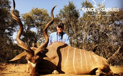 Ray's kudu hunt 2019