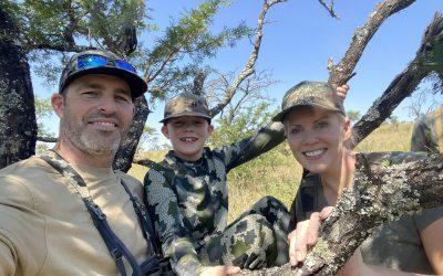 Stroud Family Safari 2021 – Day 1